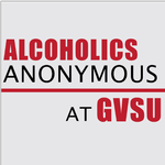 Alcoholics Anonymous at GVSU on April 9, 2020